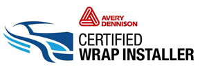 Avery Certified Wrap Installer